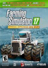 Farming Simulator 17: Big Bud Expansion Pack (PC Games)