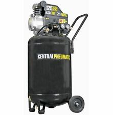 New Electric 21 gal. 2.5 HP 125 PSI Cast Iron Vertical Portable Air Compressor