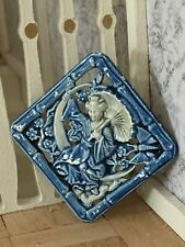 Dolls house miniature 1/12th scale Japanese plaque