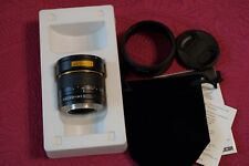 Samyang Rokinon 85mm F1.4 Aspherical Lens for Sony Alpha A-Mount