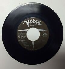 "Ella Fitzgerald/ Mack The Knife/ 45Rpm/ 7""/ Verve/ 1960/ Jazz/ Live Recording"