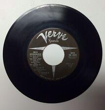 "Ella Fitzgerald/ Mack The Knife/ 45Rpm/ 7""/ Verve/ 1960/ Jazz/ Live Recording"