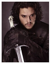 --GAME OF THRONES-- KIT HARINGTON (Jon Snow)- 8x10 Photo -(a)