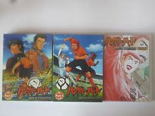 Hungry Heart Wild Striker Complete TV Anime Series 7-DVD Eps 1-52 end Part 1 2 3