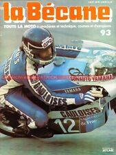 LA BECANE  93 PORTAL Ranger PREMIER OCR 1000 VAN VEEN Patrick PONS 1979
