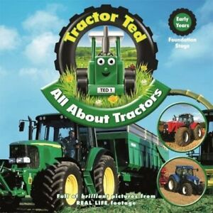 Tractor Ted All About Tractors by Heard, Alexandra Book The Cheap Fast Free Post
