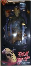 "JASON VOORHEES Friday the 13th Part 4 18"" inch 1/4 Scale Action Figure Neca 2018"