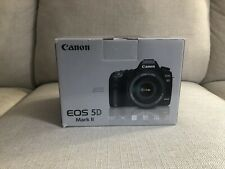 Canon EOS 5D Mark II 21.1MP Digital SLR Camera - Black (Body Only)