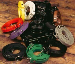 120cm PU Leather Camera Strap For Canon Nikon Sony Olympus Panasonic Leica