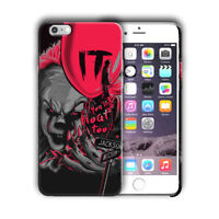 Halloween Pennywise Clown Iphone 5s SE 6s 7 8 X XS Max XR 11 12 Pro Plus Case 42