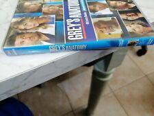DVD GREY'S ANATOMY OTTAVA SERIE MOMENTI STRAORDINARI ORIGINALE COFANETTO CON 4 D