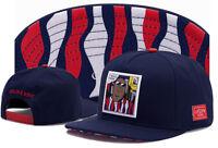 Hip Hop Men's Cayler Sons Hat adjustable Baseball Snapback Bboy Blue cap 555#