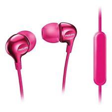 Auriculares con Micrófono Philips She3705pk Rosa