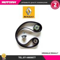 130C17529R-G Kit cinghie dentate adat.Dacia-Nissan-Renault (ORIGINALE RENAULT)