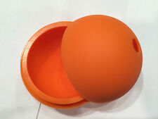"1-20 2.5"" DIY Whiskey Ice Cube Silicon Ball Maker Mold Sphere Party Mould Round"