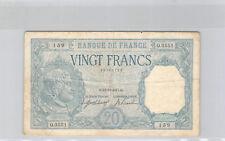 France 20 Francs Bayard 13.12.1917 Q.3551 n° 88765159
