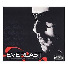 Everlast – Love, War And The Ghost Of Whitey Ford CD NEW