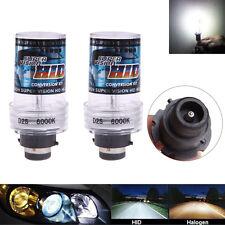 2Pcs 35W 6000K D2S / D2C sostituzione Car Xenon HID bianco del faro lampadine
