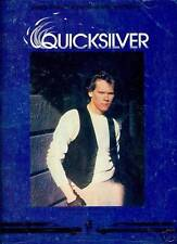 "QUICKSILVER ""SONGS FROM THE MOVIE"" PIANO/V/GUITAR MUSIC BOOK KEVIN BACON RARE!!"