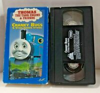Thomas the Tank Engine & Friends Cranky Bugs & Other Thomas Stories (VHS,1999)