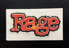 Rage Sticker / Decal