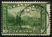 Canada 1928-9 SG#281, 10c Green Mt. Hurd Used #D45415