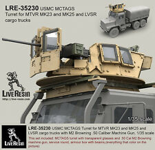 Live Resin 1:35 MCTAG5 Marine Corps Armored Gun Shield #4 Resin Detail #LRE35230