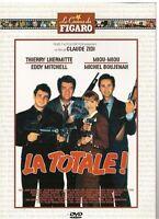 Collection Figaro Cinéma Dvd #08 La Totale Eddy Mitchell Thierry Lhermitte Zidi