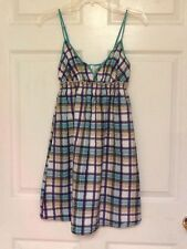 Aeropostale ladies dress junior size medium multicolored 107