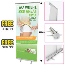 HERBALIFE Printed Roller Banner/Pop/Pull up Exhibition Stand - HRB15