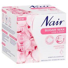 Nair Natural Origin Sugar Wax Legs & Body Kit 508g