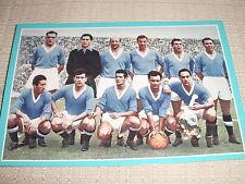 CARTOLINA CALCIO SQUADRA NAPOLI STAGIONE 1958/1959
