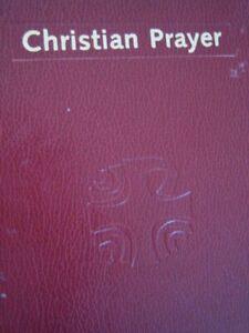 Christian Prayer ~ Liturgy Large Type Edition Leather ~ Catholic Book Publishing