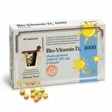 Pharma Nord Vitamin D3 - 1000IU/25MCG