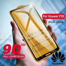 2 Pellicola VETRO per Huawei P20/pro/LITE 9D P30 P smart 2019 COPERTURA TOTALE
