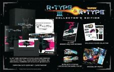 SNES R-Type Returns [R-Type III & Super R-Type] Limited Collector´s Edition NEU