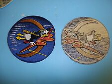 b4779 WW2 US Army Air Force 449th Fighter Squadron 23rd Fighter Group Patch R11E