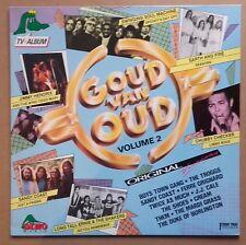 LP Various – Goud Van Oud volume 2 Holland Dino 1988 Jimmy Hendrix JJ Cale Them