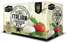 Mad Millie Complete Italian Cheese Making Kit Makes up to 6kg Just Add Milk.