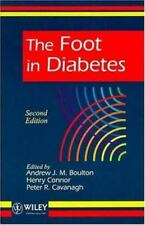 The Foot in Diabetes-ExLibrary