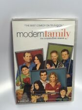 Modern Family Tv Show DVD Complete First Season 1 NEW SEALED!!!