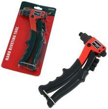 Hand Riveting Tool Comfort Grip Professional DIY Neilsen CT4160
