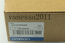1PCS New OMRON CJ1W-PA202 ( CJ1WPA202 ) Power Supply Unit 100-240VAC