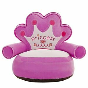 Kids Sofa Cover Cartoon Couch Children Chair Baby Seat Toddler Cushion