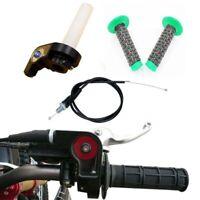 Twist Throttle Housing cable 50/70/110/125/250cc Dirt Pit Bike ATV Quad Green