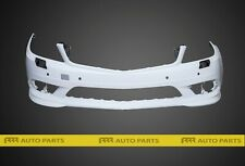FOR MERCEDES BENZ C/W 204 C63 AMG 07-11 FRONT BAR COVER W/WASHER & W/SENSOR HOLE