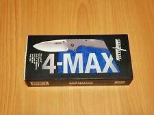 "Cold Steel 4-Max Cpm-20Cv 4"" Blade G-10 Desert Tan Made in Usa"