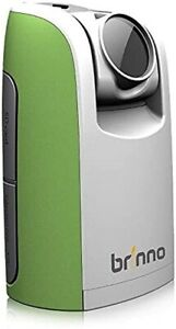 Brinno TLC200 HD Time Lapse Video Camera Green - with waterproof housing