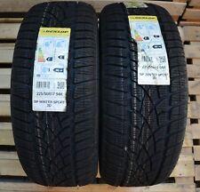 2 x Winterreifen Reifen Dunlop SP Winter Sport 3D 225/50 R17 94H AO M+S DOT 2013