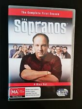 DVD - The Sopranos - Complete First Season - 4 DVD Set